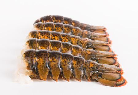 Lobster tails Reklamní fotografie
