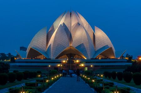 Lotus Temple Editorial