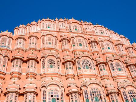 jaipur: Hawa Mahal Palace in Jaipur City, Rajasthan, India Editorial