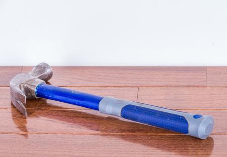 Hardwood floor and installation tools