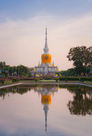 mahasarakham: Nadoon Stupa at Mahasarakham Thailand