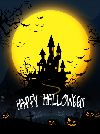 Halloween background  photo