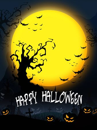 Halloween background  Stock Photo - 16545030