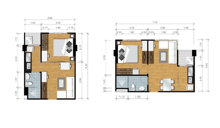 Proposal planning of house Imagens