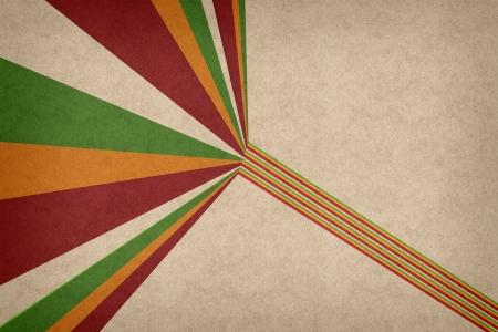 reggae: fond avec des couleurs de reggae classique