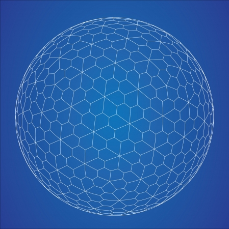 meridiano: Esferas de carcasa