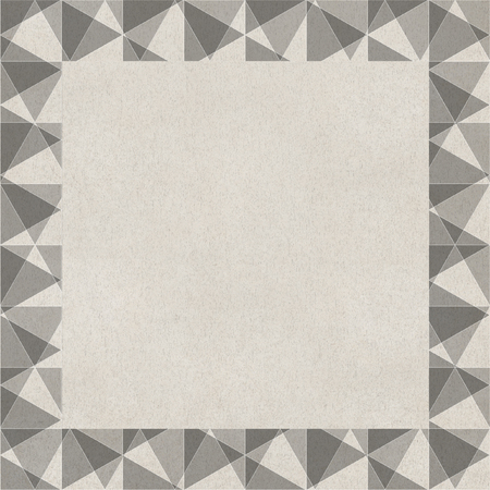 Seamless geometric background  pattern on paper texture  photo
