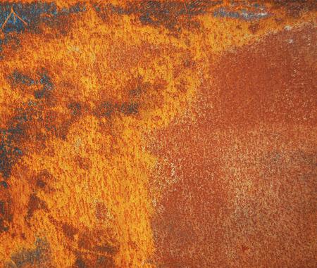 oxidate: metal rust   Stock Photo