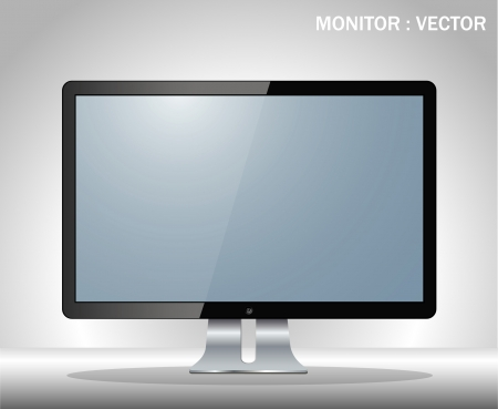Vector computer display  Vector