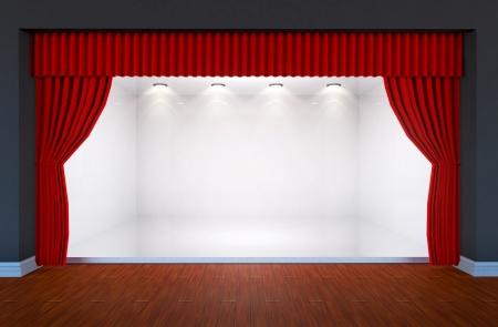 vitrine: Theatre
