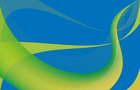brazilian flag: Abstract Brazilian waving background Stock Photo