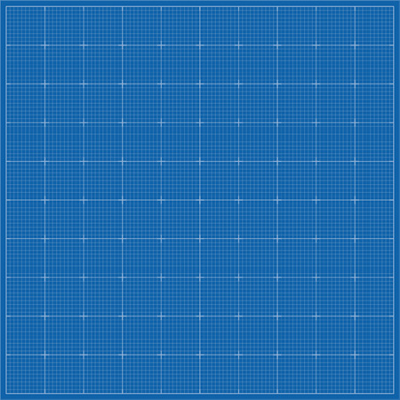 illustration background with line grid Imagens - 37160784