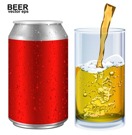 aluminum: Aluminum drink can