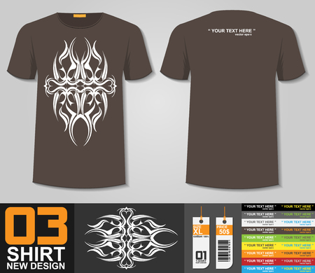 print shop: T-Shirt Design,Tribal Tattoo design,Print Design Illustration