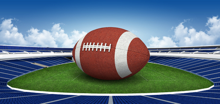 superbowl: American Football on American Football Stadium