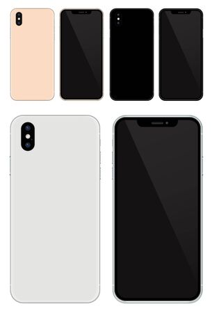 New collection smart Phone Ilustração