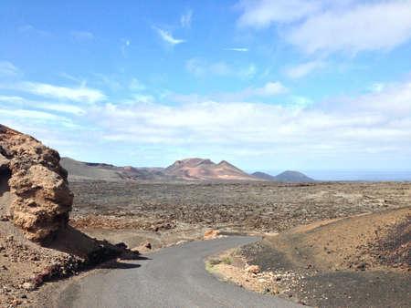 lanzarote: Lanzarote volcanoes