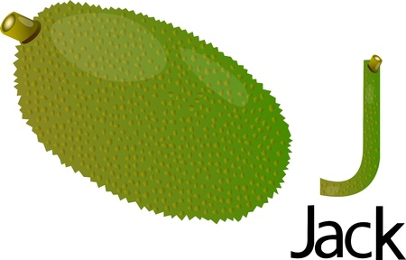font j with jack