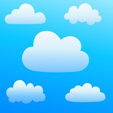 Illustrator of clouds