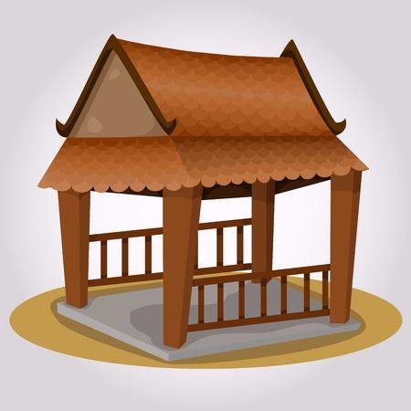 Illustrator of Pavilion Illustration