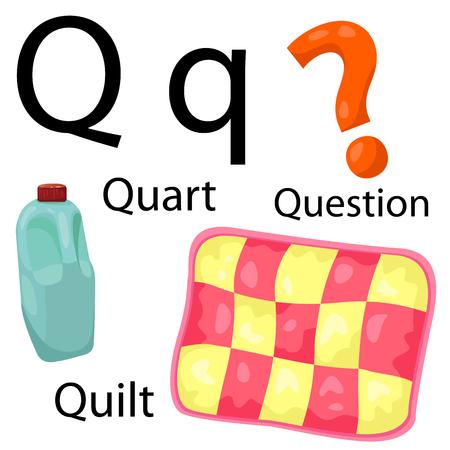 quart: Q alphabet