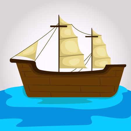 barque: Illustrator of Barque Illustration