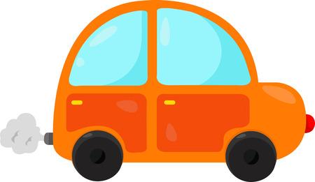 car Ilustração