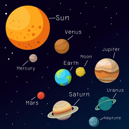 Illustrator of Universe Illustration