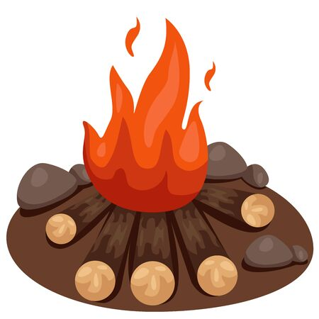 raze: Illustrator of bonfire
