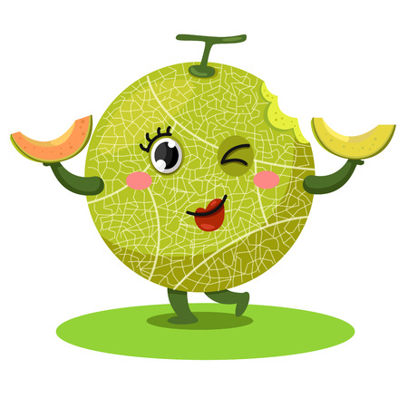 melon: Illustrator of melon girl