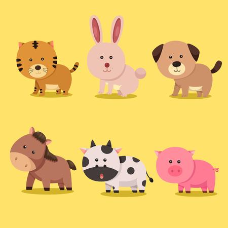 Illustrator of animal zodiac and horoscope