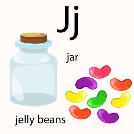 Ilustrador de j vocabulario