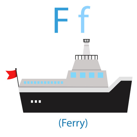 Illustrator of F for Ferry