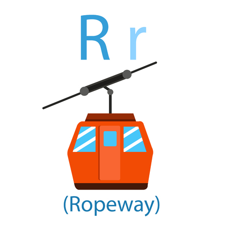 Illustrator of R for Ropeway
