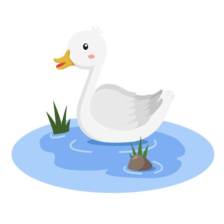 Illustrator of Duck in the tub