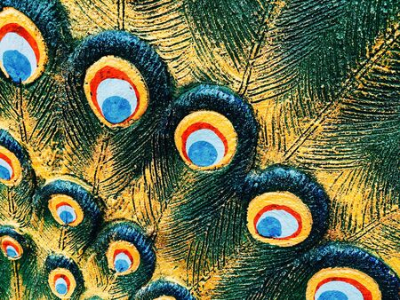 peacock background: peacock background