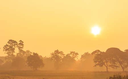 Sonnenuntergang  Standard-Bild - 24478369
