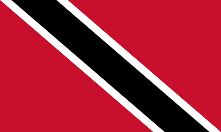 proportions: Standard Proportions and Color for Trinidad and Tobago Flag