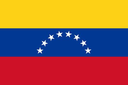 venezuela flag: Standard Proportions and Color for Venezuela Flag