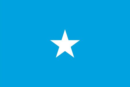 proportion: Standard Proportions and Color for Somalia Flag