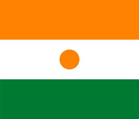 niger: Standard Proportions and Color for Niger Flag
