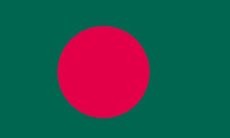proportions: Standard Proportions and Color for Bangladesh Flag