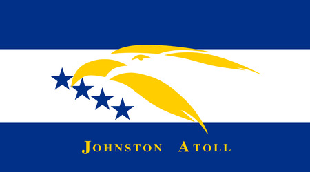 national women of color day: Standard Proportions for Johnston Atoll Unofficial Flag