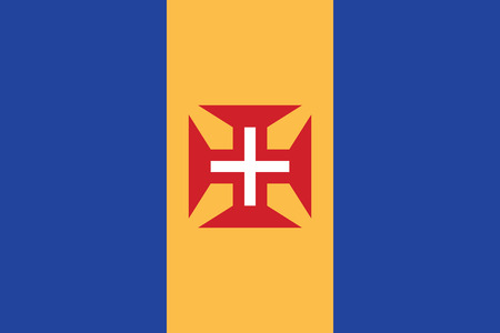 national women of color day: Standard Proportions and Color for Madeira Official Flag