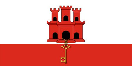national women of color day: Standard Proportions and Color for Gibraltar Official Flag