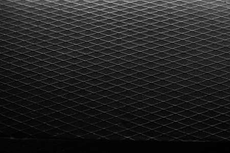leather material pressed net pattern photo