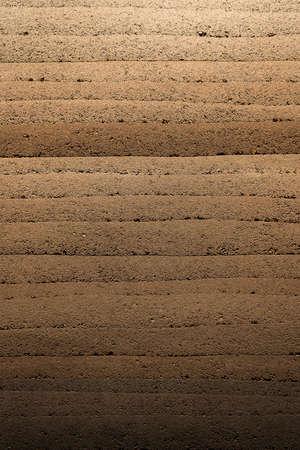 interior wall decoration texture seem like soil layer very beautiful Imagens