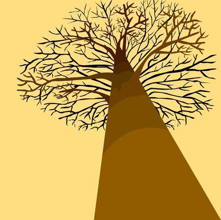 木葉の図に