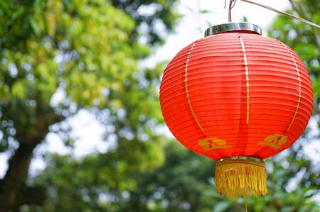 chinese knot: Red Lantern