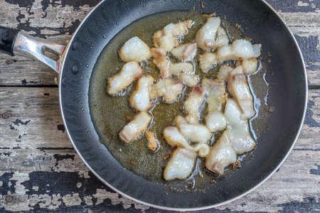 pangasius: fried Fish Pangasius Fillet